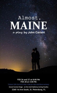 ALMOST MAINE POSTER (1) [11306]
